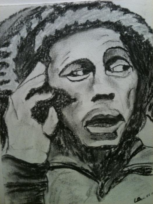 Bob Marley by jobbyguss